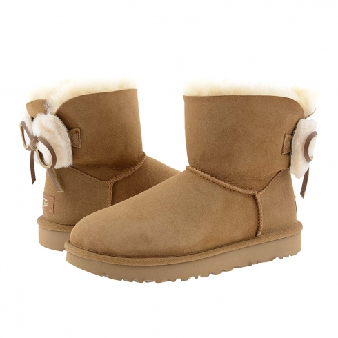 Boots 1103652 Classic Double Bow Mini UGG